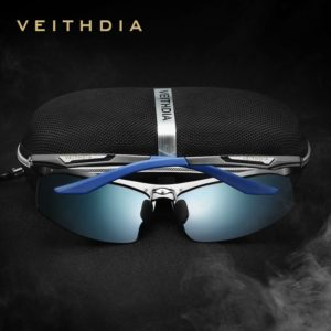 VEITHDIA Men's  Polarized Sunglasses