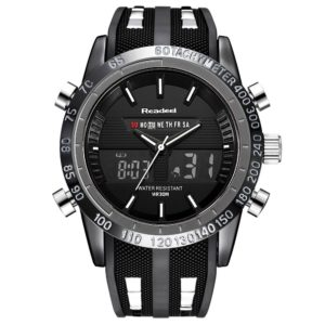 Men Sports Waterproof LED Digital Watch
