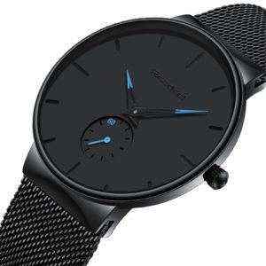 Ultra Thin Casual Men's Waterproof Watch