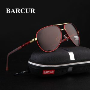BARCUR Polarized Men's Sunglasses