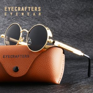 Polarized Steampunk Sunglasses