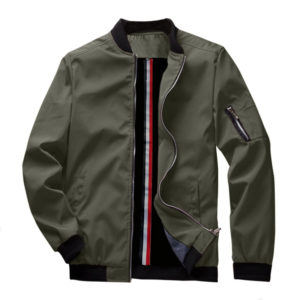 Men's Spring Bomber Jacket