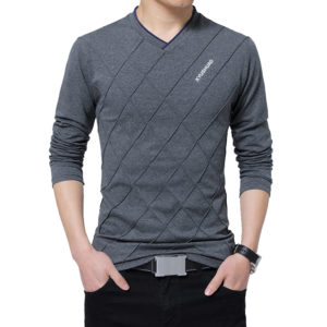 Men's Casual Long Sleeve Top