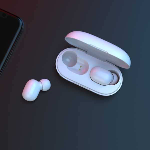 Fingerprint Touch Bluetooth Stereo Earphones